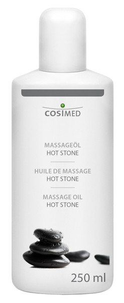 cosiMed Hot Stone Massageöl