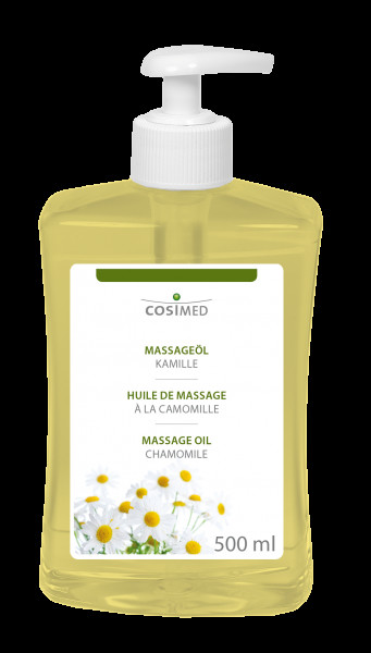 cosiMed Massageöl Kamille 500ml