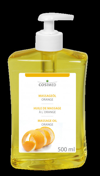 cosiMed Massageöl Orange 500ml