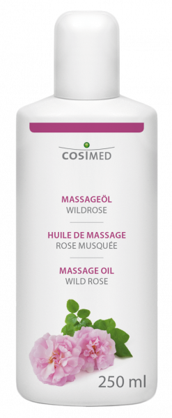 cosiMed Massageöl Wildrose
