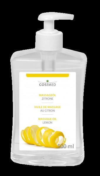 cosiMed Massageöl Zitrone 500ml