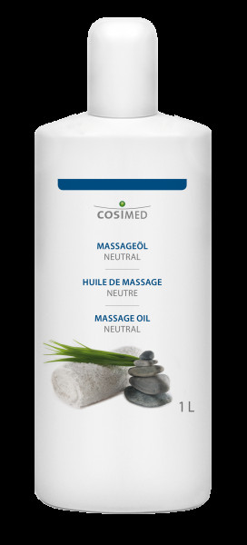 cosiMed Massageöl neutral 1 Liter