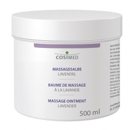 cosiMed Massagesalbe Lavendel 500ml