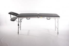 Clewa - Kompakte Kofferliege / Massagebank / Therapiebank, Breite 65 cm