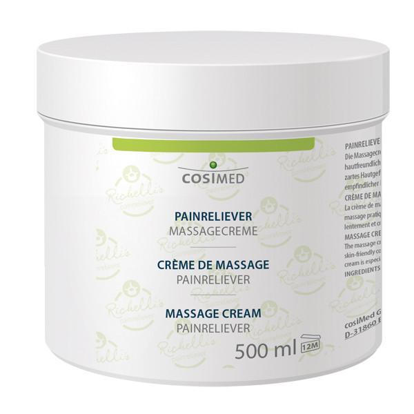 Richellis Painreliever Massagecreme 500ml