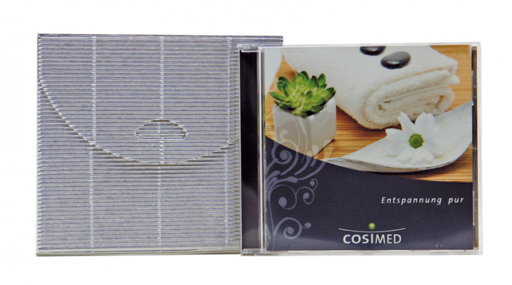 "cosiMed Relax-CD ""Entspannung pur"" - Geschenkverpackung"