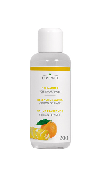 Saunaaufguss Citro-Orange cosiMed Saunaduft 200 ml