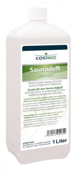 cosiMed Saunaduft Slibowitz Saunaaufguss Konzentrat 1 Liter