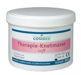 Therapieknete cosiMed soft (weich) 500g