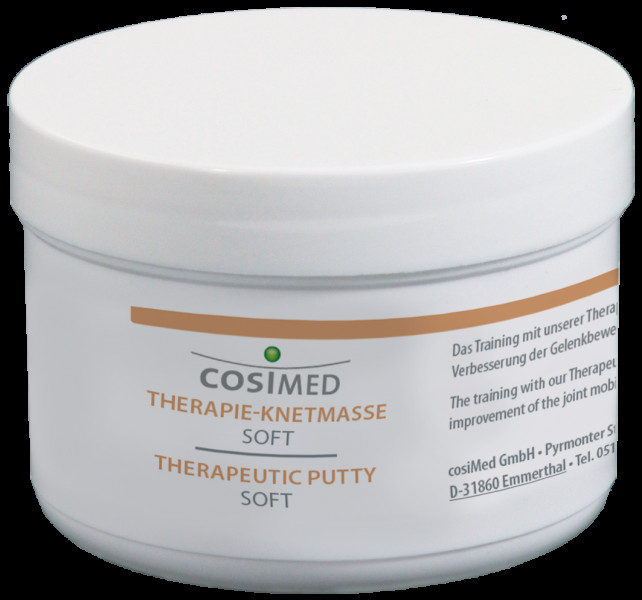Therapieknete cosiMed soft (weich) 85g