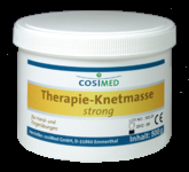 Therapieknete cosiMed strong (hart) 500g