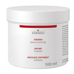 cosiMed Thermo Massagesalbe wärmend 500ml