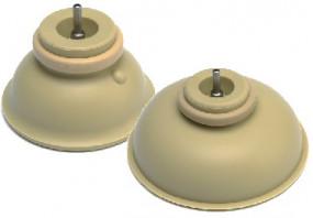 Vakuum Elektroden für alte Serie