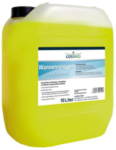 cosiMed Wannenreiniger, Reinigungsmittel 10 Liter