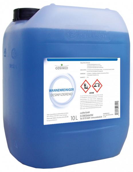 cosiMed Wannenreiniger, desinfizierend 10 Liter