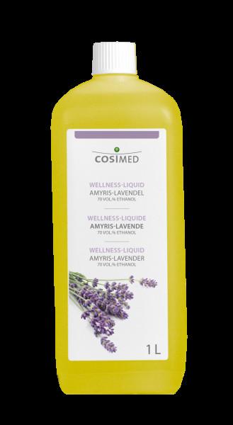 cosiMed Wellness Liquid Amyris Lavendel 1 Liter