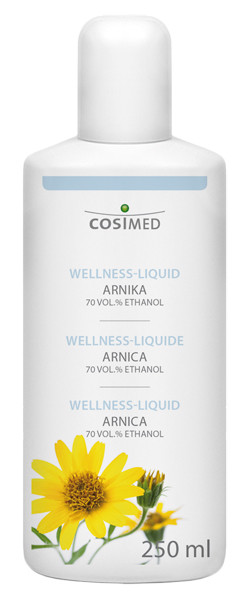 cosiMed Wellness Liquid Arnika 250 ml