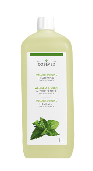 cosiMed Wellness Liquid Fresh Minze 1 Liter