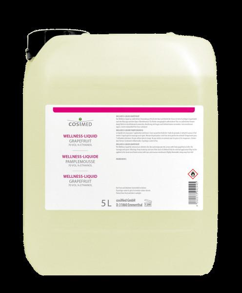 cosiMed Wellness Liquid Grapefruit 5 Liter