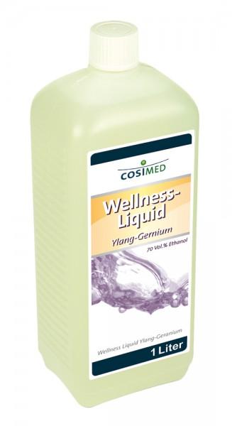 cosiMed Wellness Liquid Ylang Geranium 1 Liter