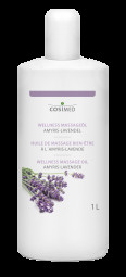 cosiMed Wellness-Massageöl Amyris Lavendel 1 Liter