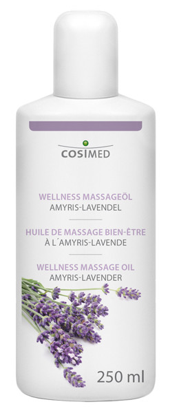 cosiMed Wellness-Massageöl Amyris Lavendel
