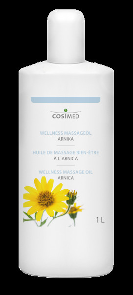 cosiMed Wellness-Massageöl Arnika 1 Liter