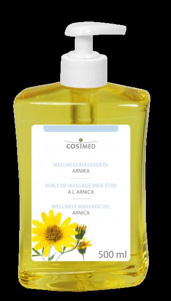cosiMed Wellness-Massageöl Arnika 500ml