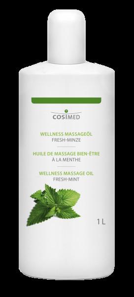 cosiMed Wellness-Massageöl Fresh Minze 1 L