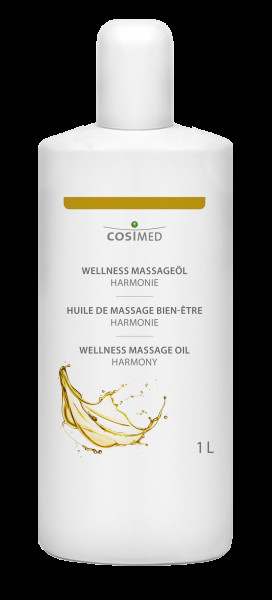 cosiMed Wellness-Massageöl Harmonie 1 Liter