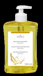 cosiMed Wellness-Massageöl Harmonie 500ml