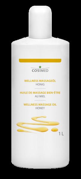 cosiMed Wellness-Massageöl Honig 1 Liter