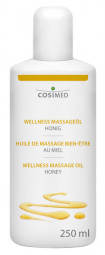 cosiMed Wellness-Massageöl Honig 250ml