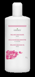 cosiMed Wellness-Massageöl Rose 1 Liter