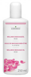 cosiMed Wellness-Massageöl Rose 250ml