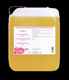cosiMed Wellness-Massageöl Rose 5 L