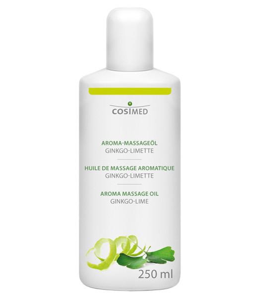 cosiMed Aroma-Massageöl Ginkgo-Limette