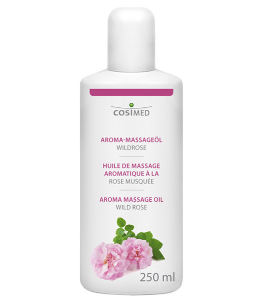 cosiMed Aroma-Massageöl Wildrose