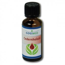 cosiMed Cedernholzöl, Ätherisches Öl, 30ml