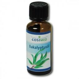 cosiMed Eucalyptusöl, Ätherisches Öl, 10ml