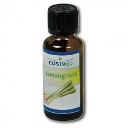 cosiMed Lemongrasöl 30ml, Naturreines ätherisches Öl