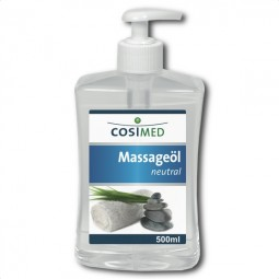 cosiMed Massageöl neutral 500ml
