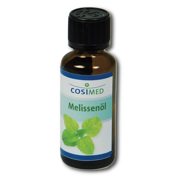 cosiMed Melissenöl, 30ml, ätherisches Öl