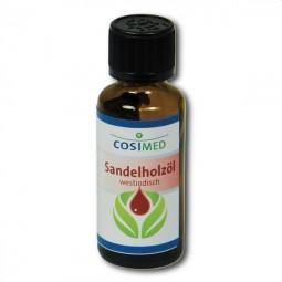 cosiMed Sandelholzöl westindisch (Amyrisöl), 30ml, naturreines ätherisches Öl