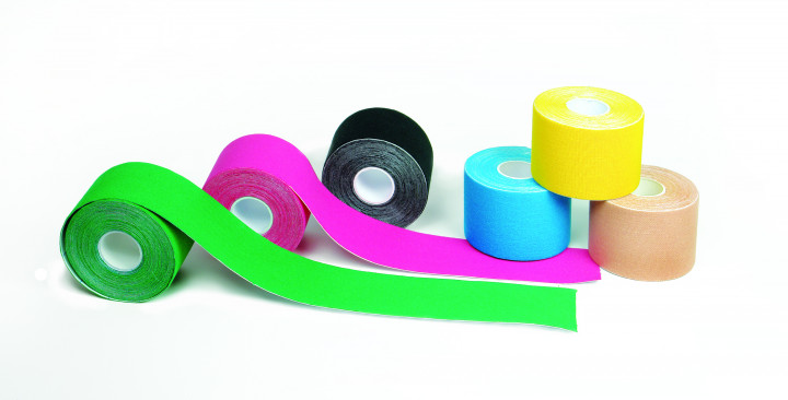 Kinesiologisches Tape cosiMed cosiTape, 5 cm x 5 m