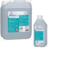 Descosept Pur, alkoholische Schnelldesinfektion, aldehydfrei