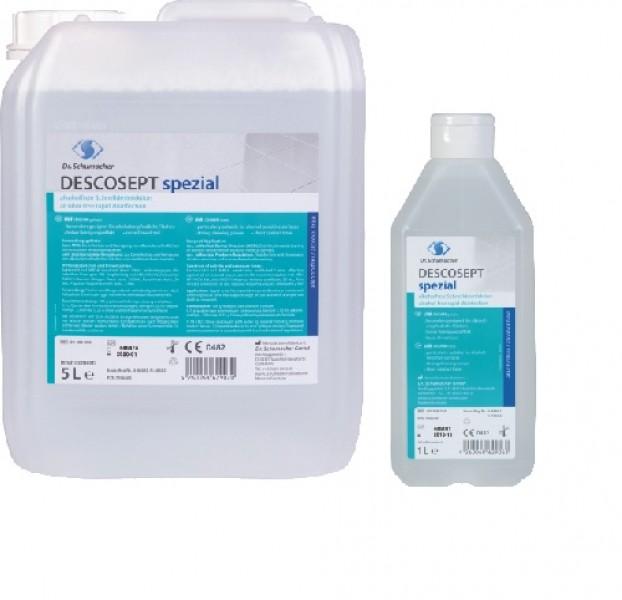Descosept Spezial, alkoholfreie Schnelldesinfektion