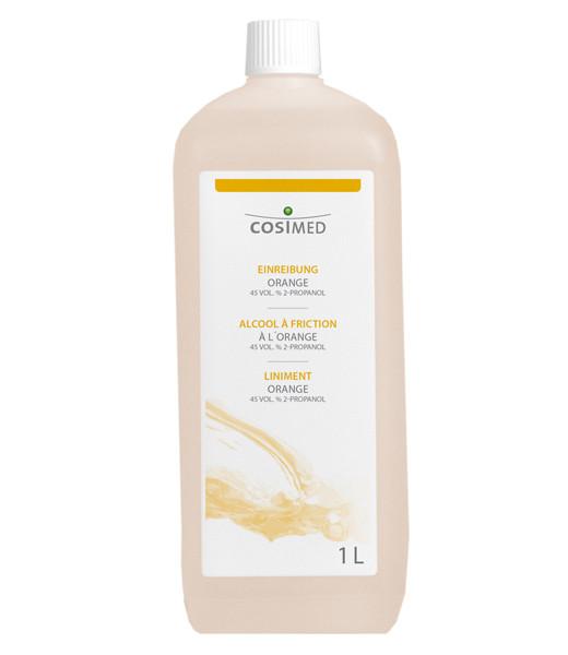 cosiMed Einreibung Orange (45 Vol.%) 1 Liter