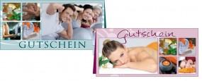 Gutscheine Physiotherapie Set 25 Karten; Umschläge cosiMed