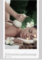 Kräuterstempelmassage: Wellnessmassage mit thailändischen Kräuterstempeln